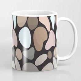 Vector Stone Path Seamless Pattern Coffee Mug