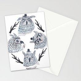 Al's Many Moods Stationery Cards