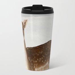 Winter's Beauty Travel Mug