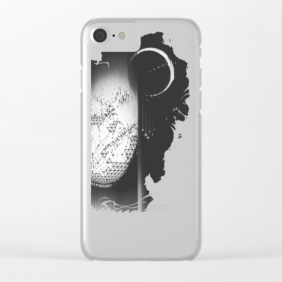 Truth Seekers Only Clear iPhone Case