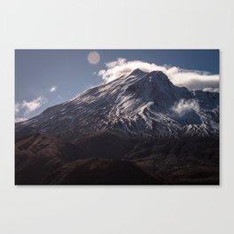 Windy Ridge Canvas Print