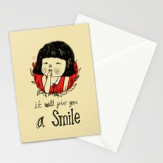 shiiii- you will smile :) Stationery Cards