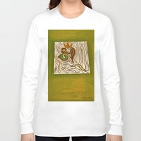 om Long Sleeve T-shirts featuring om by Loosso