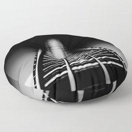 Bass Tracks Floor Pillow