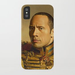 Dwayne (The Rock) Johnson - replaceface iPhone Case