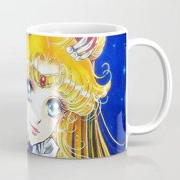 Always thinking of you, by Suki Manga Art Coffee Mug