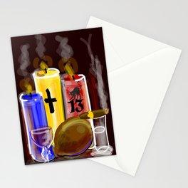 ACHE'    (BRN) Stationery Cards