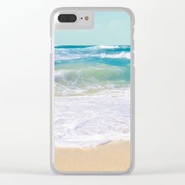 The Ocean Clear iPhone Case