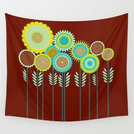 Lovely garden Wall Tapestry