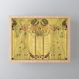 Charles Rennie Mackintosh  -  The Wassail Framed Mini Art Print