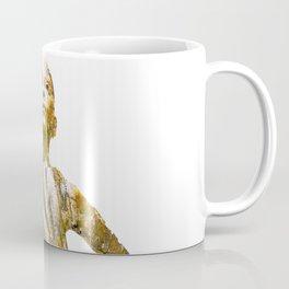 Fearless Girl Future Is Female 2 Coffee Mug