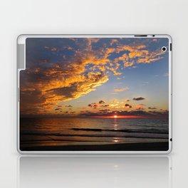 Florida Sunset - South Lido Beach  Laptop & iPad Skin
