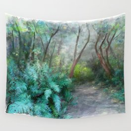 In the Bush Wall Tapestry
