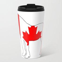 "Horse ""Canada"" Travel Mug"