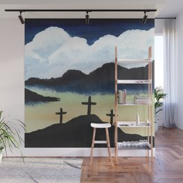 It Is Finished Wall Mural