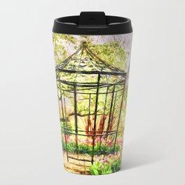 Spring In The Garden Travel Mug
