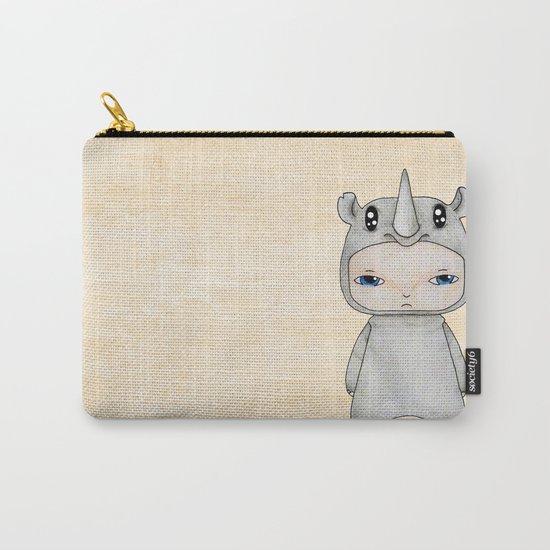 A Boy - Rhino Carry-All Pouch