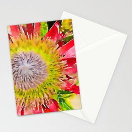 Hawaiian Flower Stationery Cards