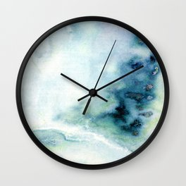Into The Mystic No. 67 by Kathy Morton Stanion Wall Clock