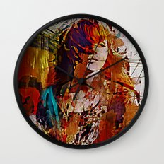 Myrrh Wall Clock
