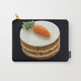 Carrot Cake Carry-All Pouch