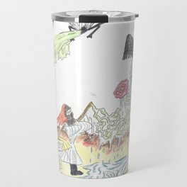 Santos Zapatos (Dreamscape) Travel Mug