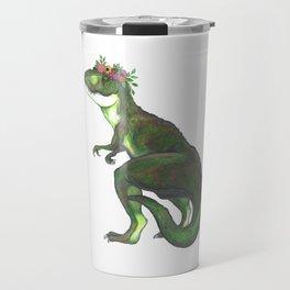Pretty T-Rex Travel Mug