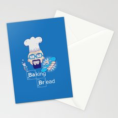 Baking Bread Stationery Cards