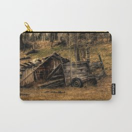 Visions Of The Past Carry-All Pouch