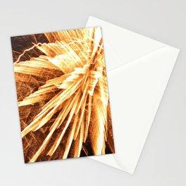 Fire burst Stationery Cards