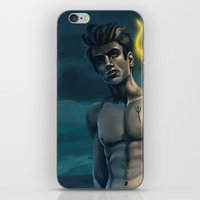 percy jackson iPhone & iPod Skins featuring Percy Jackson by BBANDITT