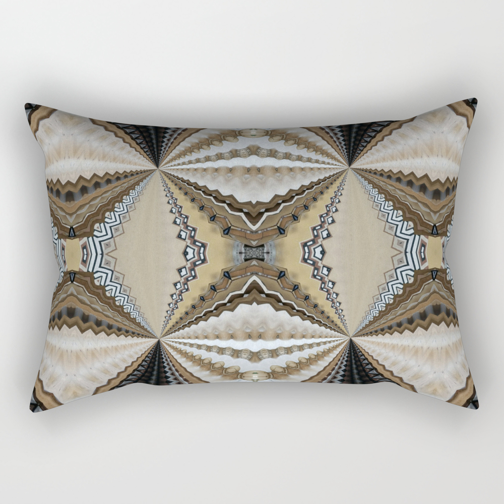 Colors Of The Earth Rectangular Pillow RPW7822897