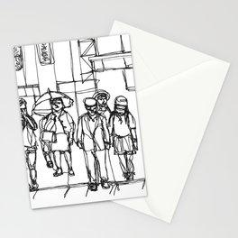 The Crosswalk Stationery Cards