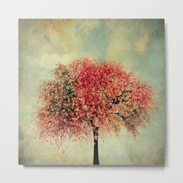 In our hearts there's always spring Metal Print