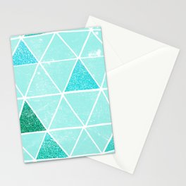 Geodesic 6 Stationery Cards