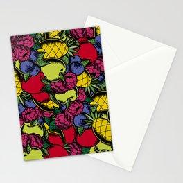 Berry Juice Stationery Cards