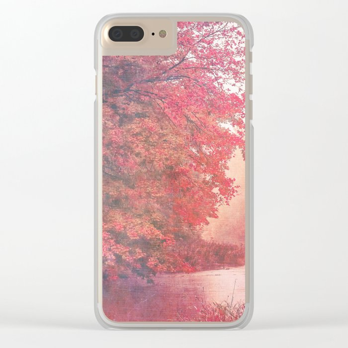 All I Am Clear iPhone Case