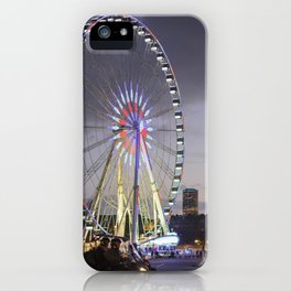 Wheel Concorde Paris iPhone Case