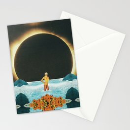 Strange dream Stationery Cards