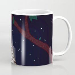 Owl of the Night Coffee Mug