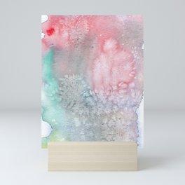 Frost bite Mini Art Print