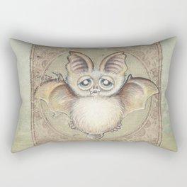 Bat Tito Rectangular Pillow