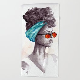 Shades Beach Towel