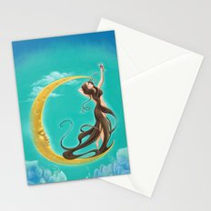 Moon Goddess Stationery Cards