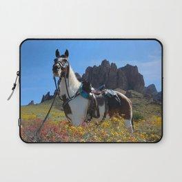 Springtime In The Arizona Desert Laptop Sleeve