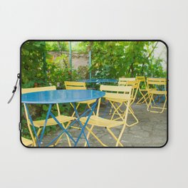 Dinner in the French Countryside Laptop Sleeve