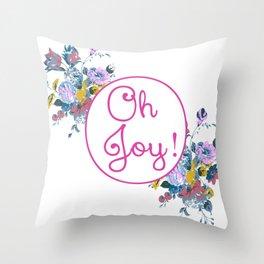 Oh Joy  Throw Pillow