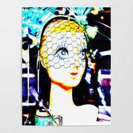 Glamour Girl Poster