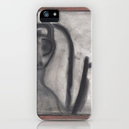out of the gates iPhone Case