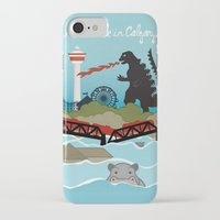 toddler iPhone & iPod Cases featuring YYCFlood by KeliGirl